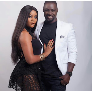 Damilola Adegbite opens up on the current situation of her marriage to Chris Attoh