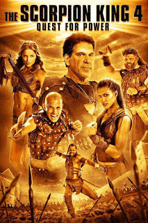 Download Film The Scorpion king 4: Quest for Power (2015) BluRay 720p Subtitle Indonesia