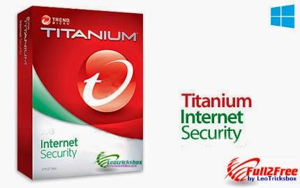 PC Software : Titanium Internet Security 6.416