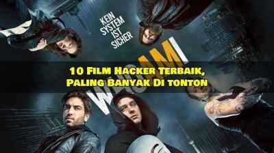 best hacker movies, film hacker terbaik, pesan tiket pesawat
