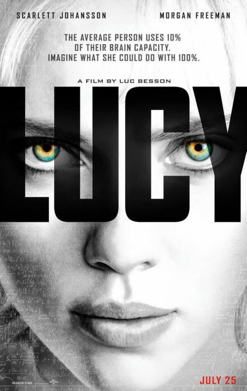 Lucy movie review yes/no films