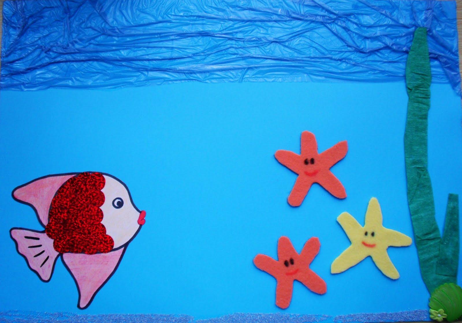 Deniz Yıldızı Hikayesi