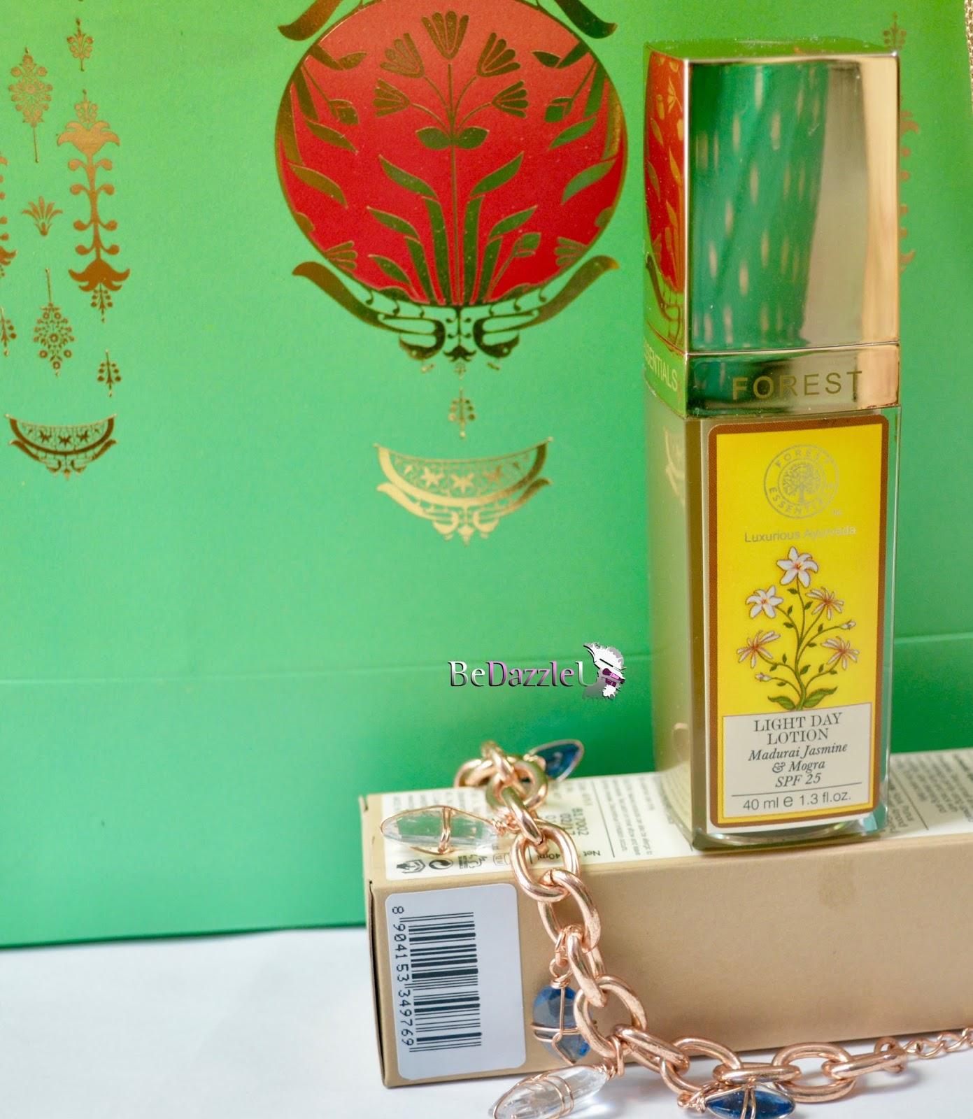 Forest essentials light day lotion madurai jasmine and mogra spf 25 for combination skin solutioingenieria Images