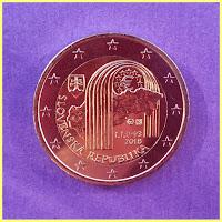 Eslovaquia 2018 2 Euros