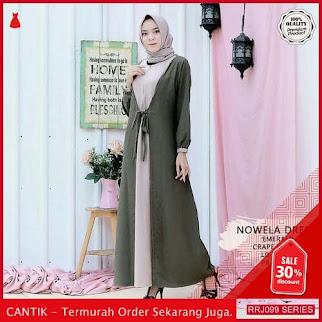 Jual RRJ099D170 Dress Now Wela Wanita Dress Mc Terbaru BMGShop