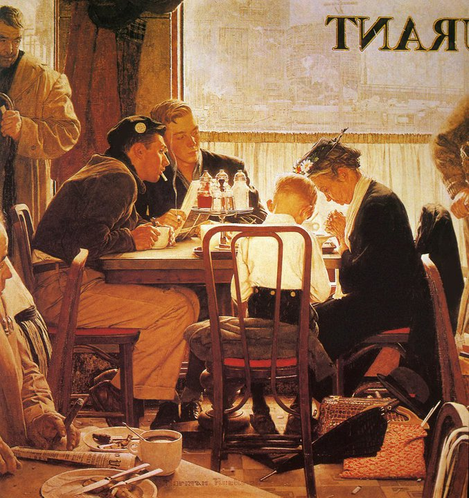 Inside America's Great Romance With Norman Rockwell