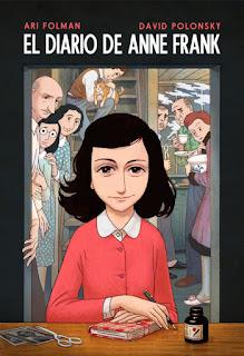 El diario de Anne Frank (novela gráfica)