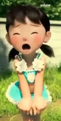 Sisuka menangis