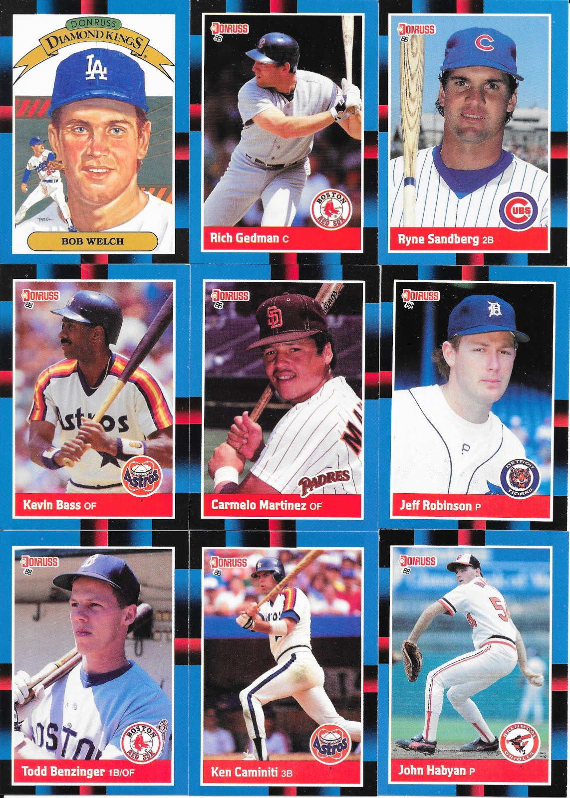 Craziejoes Card Corner Pack Attack 1988 Donruss Baseball