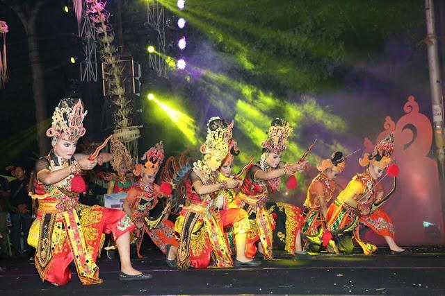 Festival Kuwung 2017 Banyuwangi.