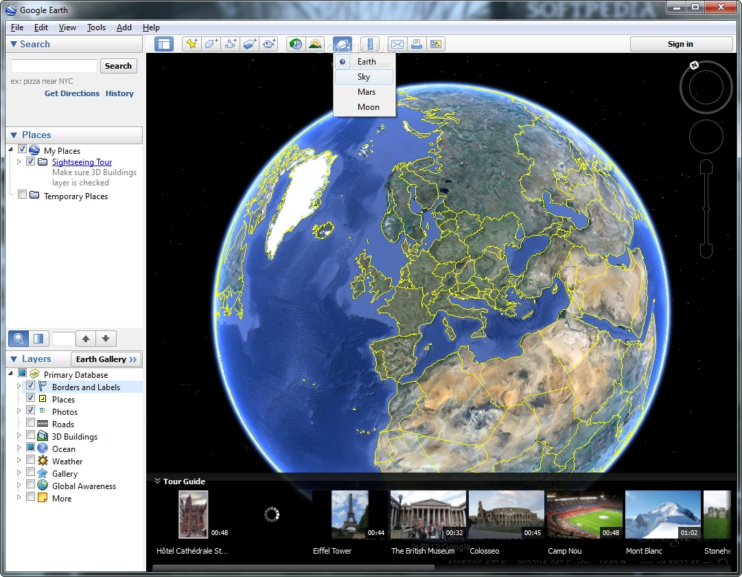 Google earth 2019 gratis