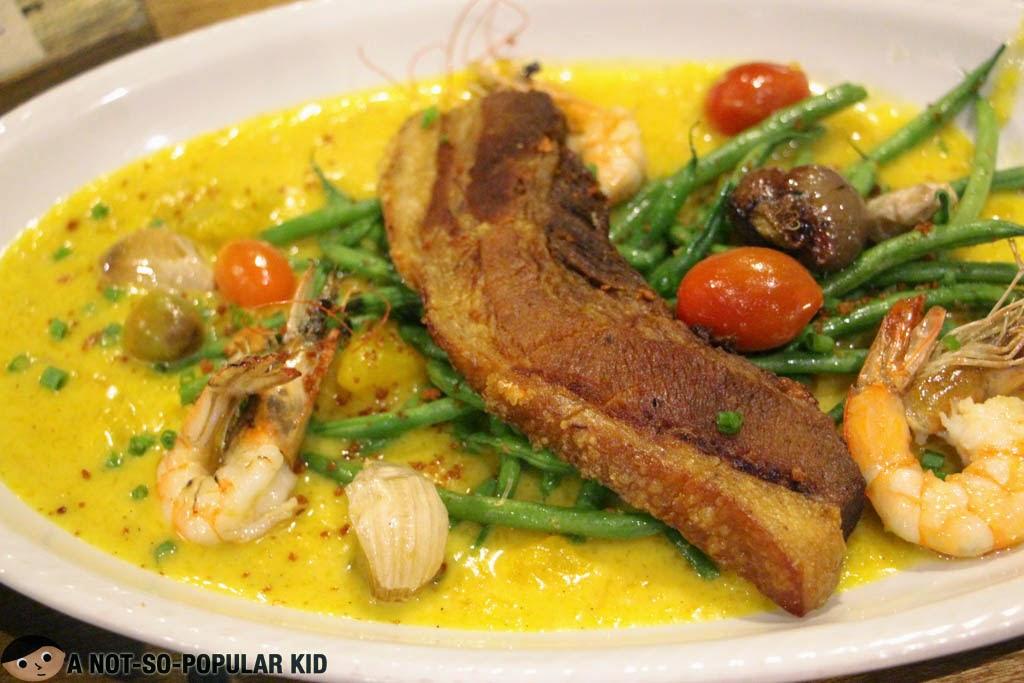 Locavore Filipino Restaurant in Kapitolyo, Pasig