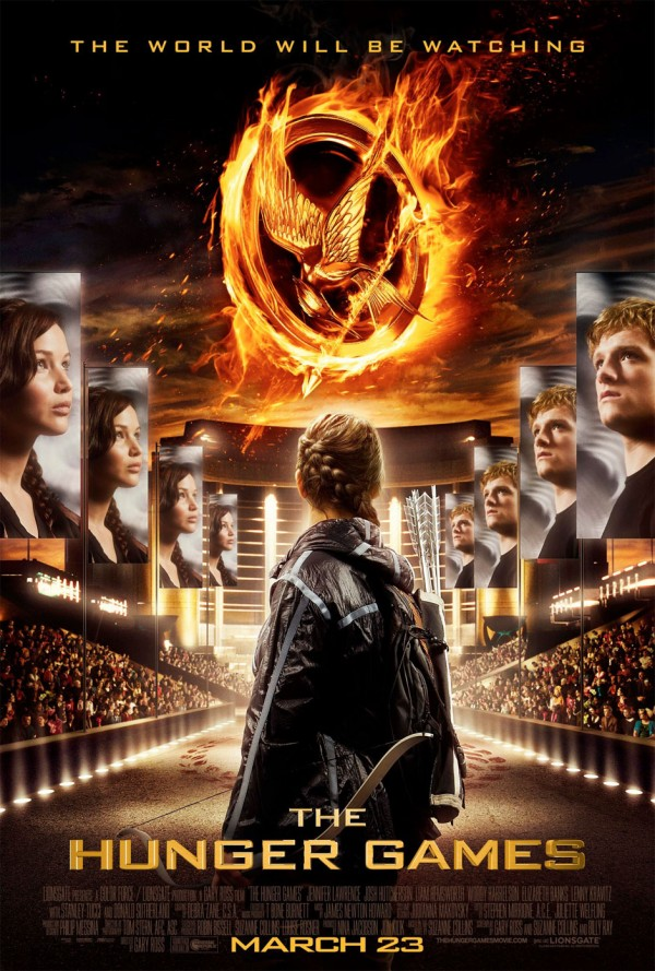All Four 'Hunger Games' Movies Streaming Free on Tubi ...