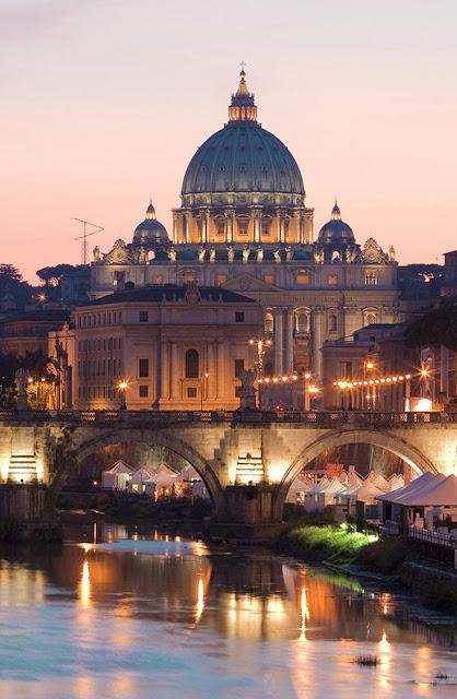 rome-italy-monumenti-basilica-di-s-pietro