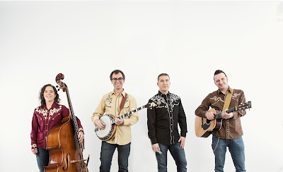 Barcelona Bluegrass Band FOTO1