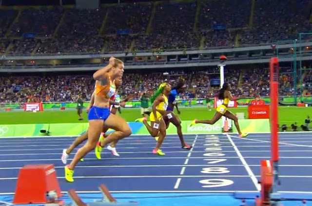 Olympics 2016: Jamaica's Elaine Thompson wins gold medal in women's 100m