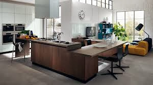 Diseño cocina integrada sala