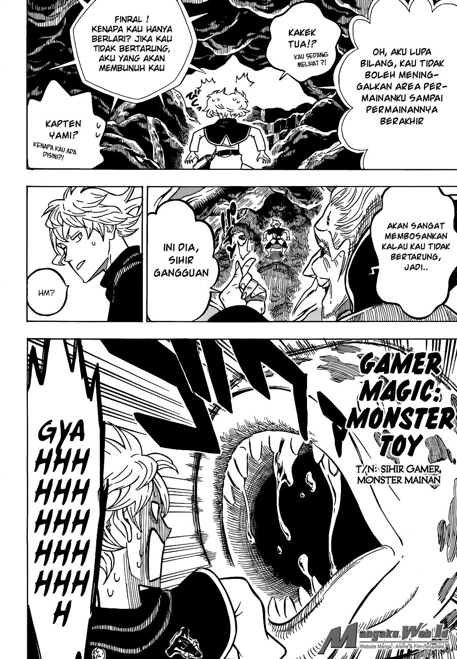 Black Clover Chapter 61 Bahasa Indonesia