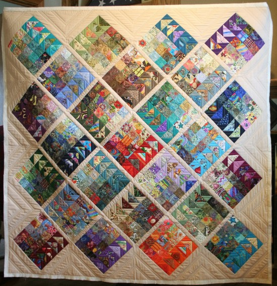 Geese Migration Quilt Pattern