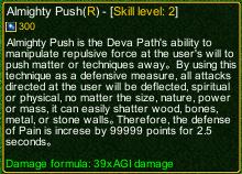 naruto castle defense 6.0 yahiko Almighty Push