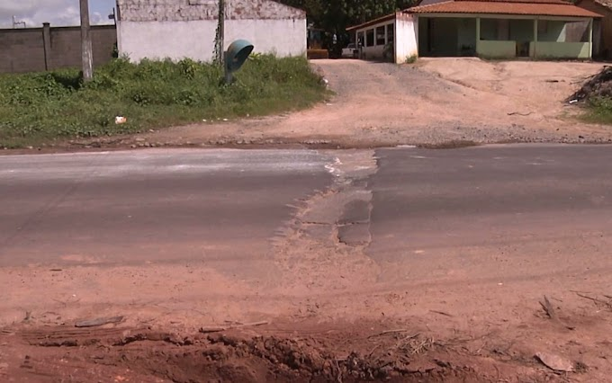 Mulher morre em acidente ao tentar desviar de buraco no Maranhão