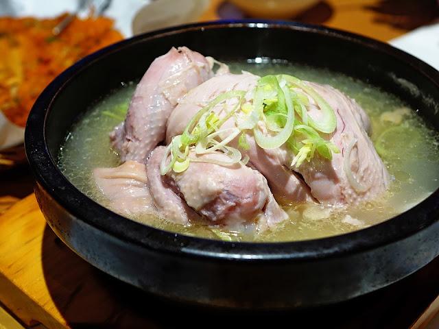 tavuklu işkembe çorbası