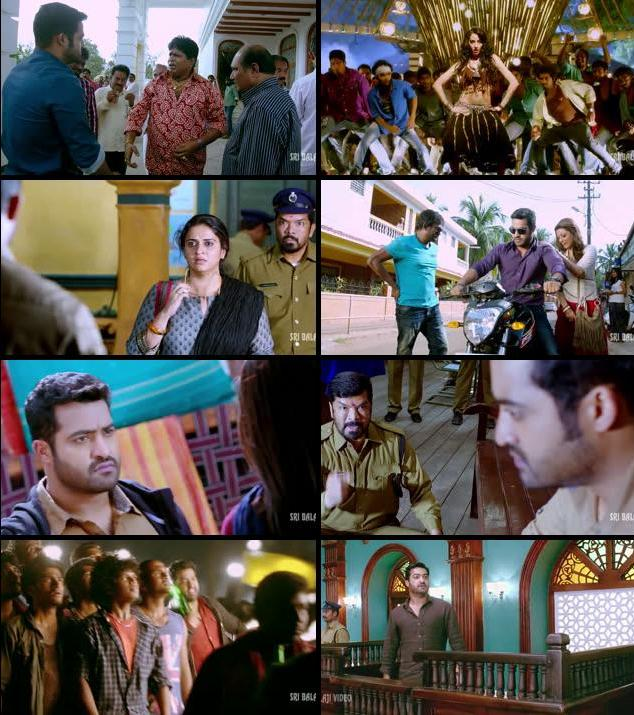Temper 2015 UNCUT Dual Audio Hindi 480p HDRip