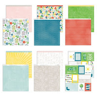 CTMH Central Park Paper Packet