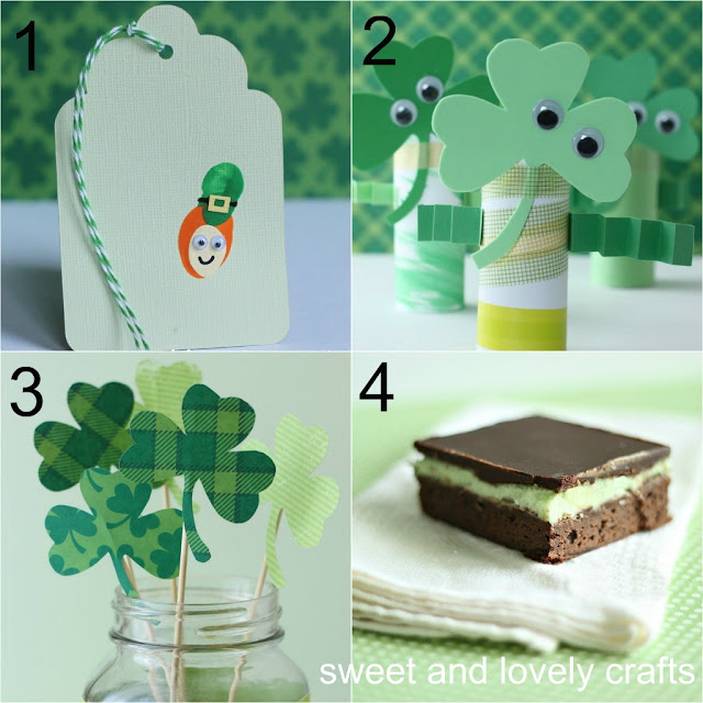 Sweet And Lovely Crafts: St. Patrick's Day Crafts