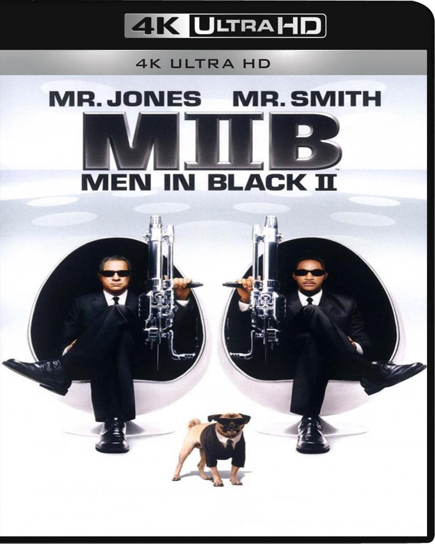 Men in Black 2 [2002] [UHD] [2160p] [Latino – Castellano]