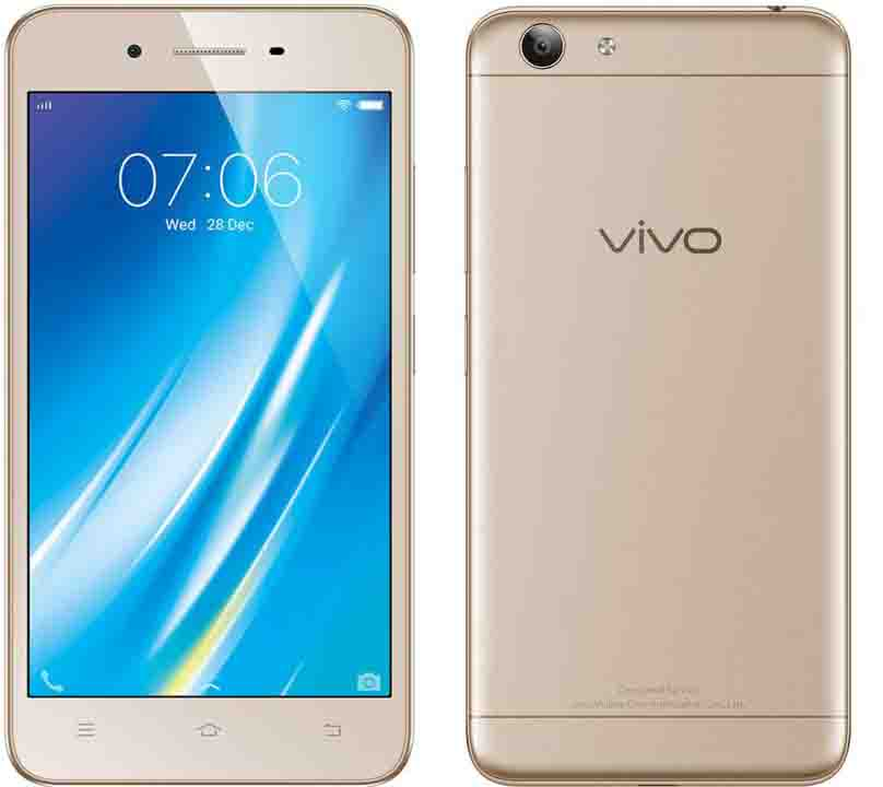 Firmware Vivo Y53 [PD1628F] Backup UfiBox ~ SmartPhone