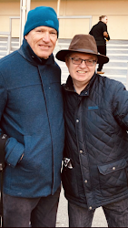 With champion trainer John Gosden at Lingfield Park 02/02/19