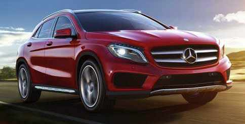 2020 mercedes benz gla review design release date price for Mercedes benz gla release date