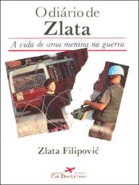 """Livro """"O Diário de Zlata"""""""