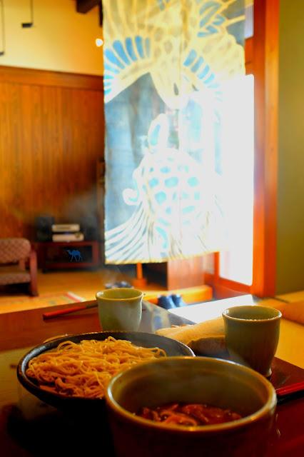 Reto Japonais Takayama Nouilles Soba de NonoHana - Le Chameau Bleu