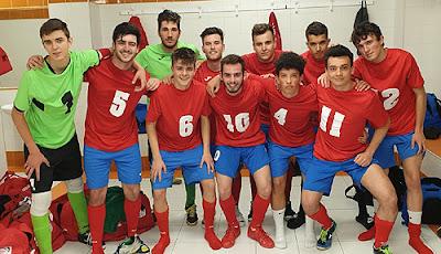 Fútbols-sala Don Palpie Aranjuez