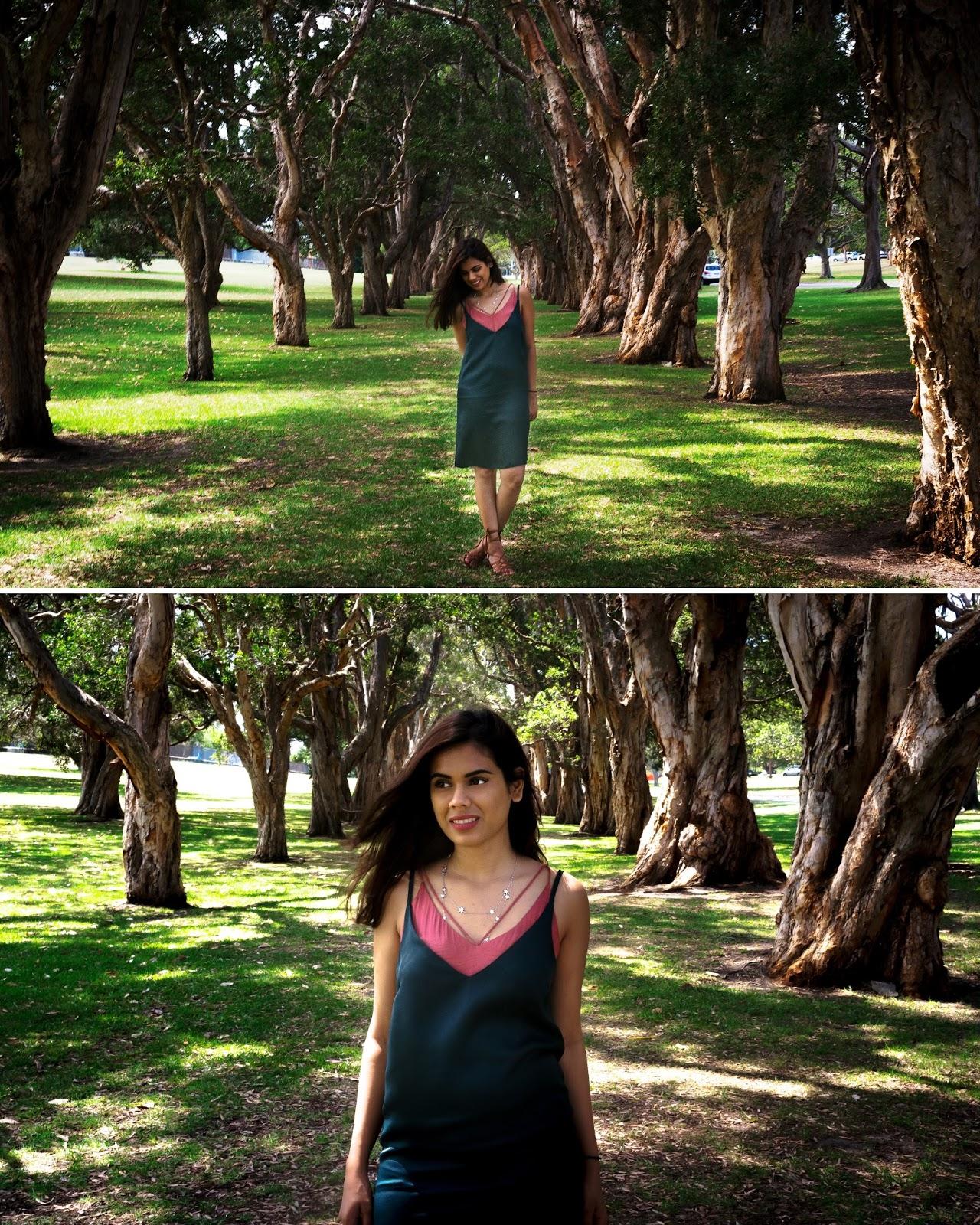 New Look 2 In 1 90s Lace Slip Dress in Centennial Parklands Sydney