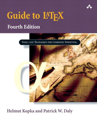 Guide to LaTeX