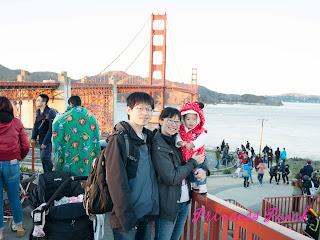 舊金山三天三夜親子遊