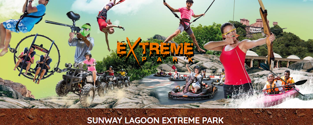 Sunway Lagoon Extreme Park