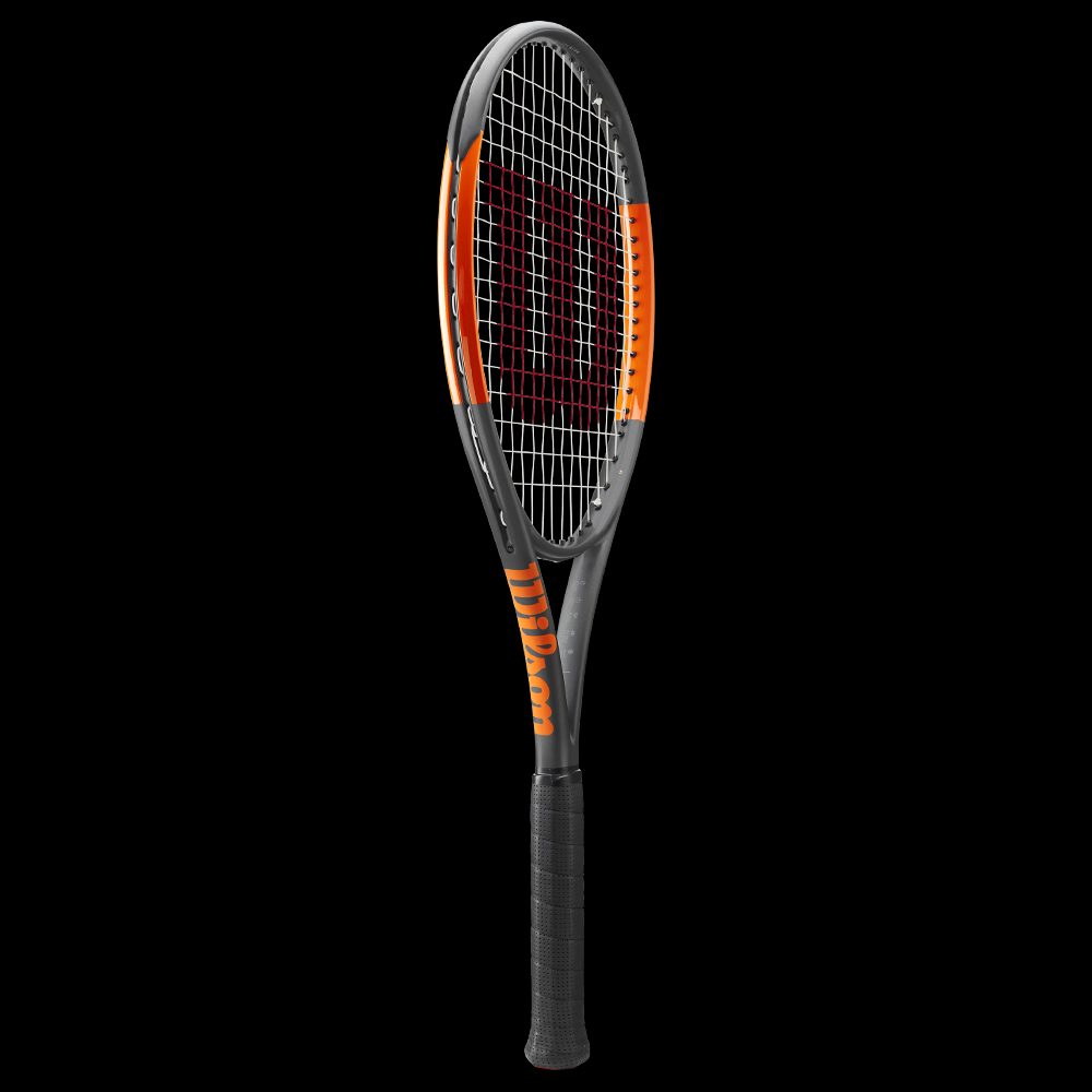 monax tennis  test wilson burn 100 countervail