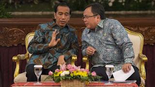 Joko Widodo Panggil sejumlah ekonom ke Istana Merdeka