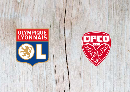 Lyon vs Dijon - Highlights 6 April 2019