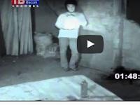 [Video] Ngerii !! Peserta Uji Nyali Lereng Merapi , Mendegar Suara Aneh Ini , Videonya Serem Banget