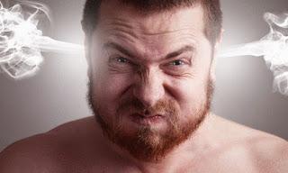 صور عن الغضب