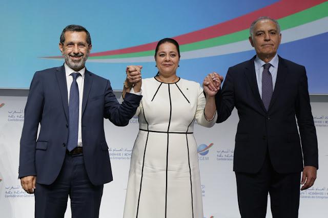 Salaheddine Mezouar à la tête de la CGEM
