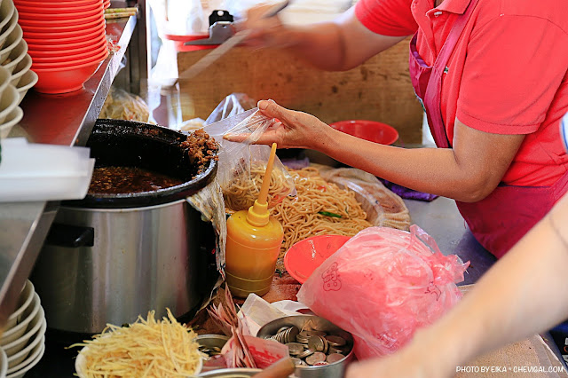 MG 9774 - 梁嫂炒麵肉燥飯,台中人氣傳統早午餐,口味與價位就見仁見智囉!