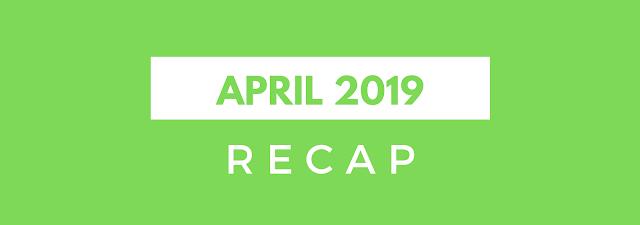 Recap April 2019