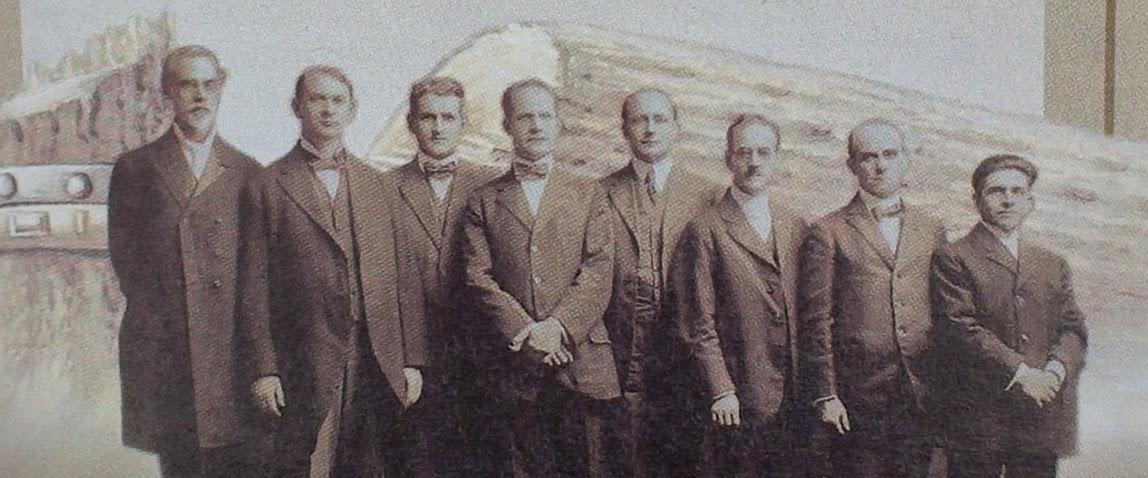 Рутерфорд и его соратники
