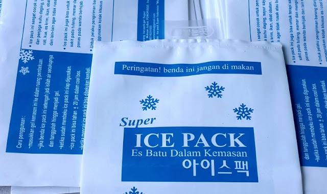 Jual Ice Pack Murah Solo Stadart Internasional